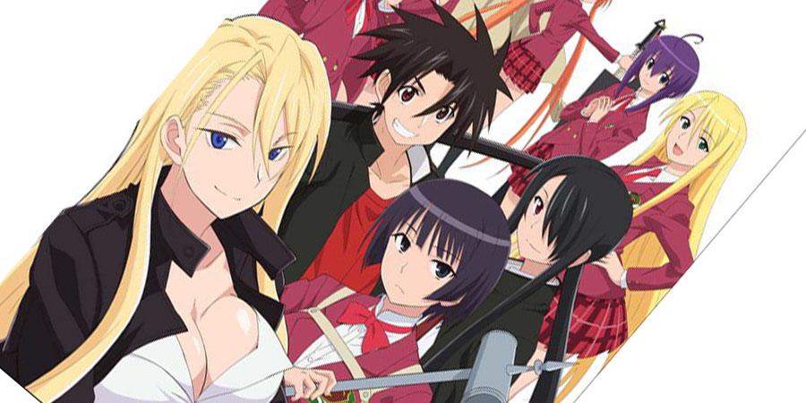 Uq Holder Anime Do Autor De Negima Ganha Staff Visual E Data