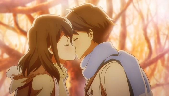 10 Animes De Romance Escolar Que O Casal Namora 03
