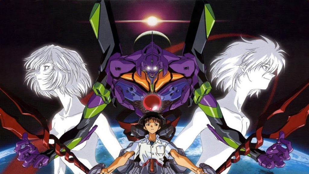 the end of evangelion sub español