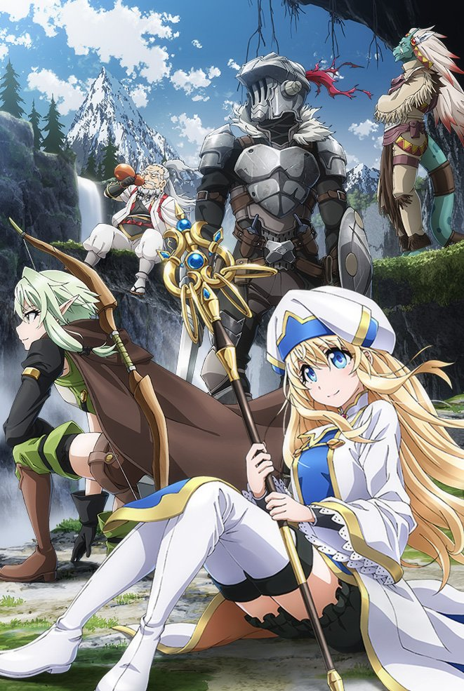 Goblin slayer anime de fantasia dark ganha novo trailer e visual novo visual do anime stopboris Images