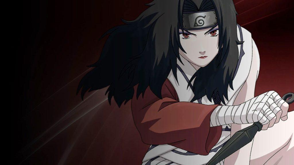 Los 10 ninjas/kunoichi más sexys según los japoneses 10