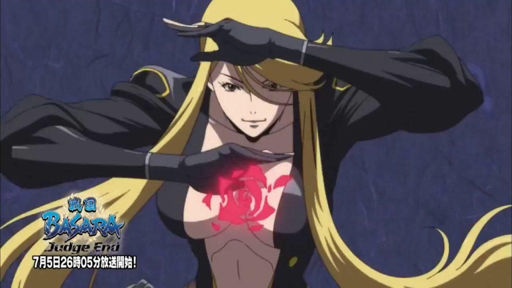 Los 10 ninjas/kunoichi más sexys según los japoneses 5