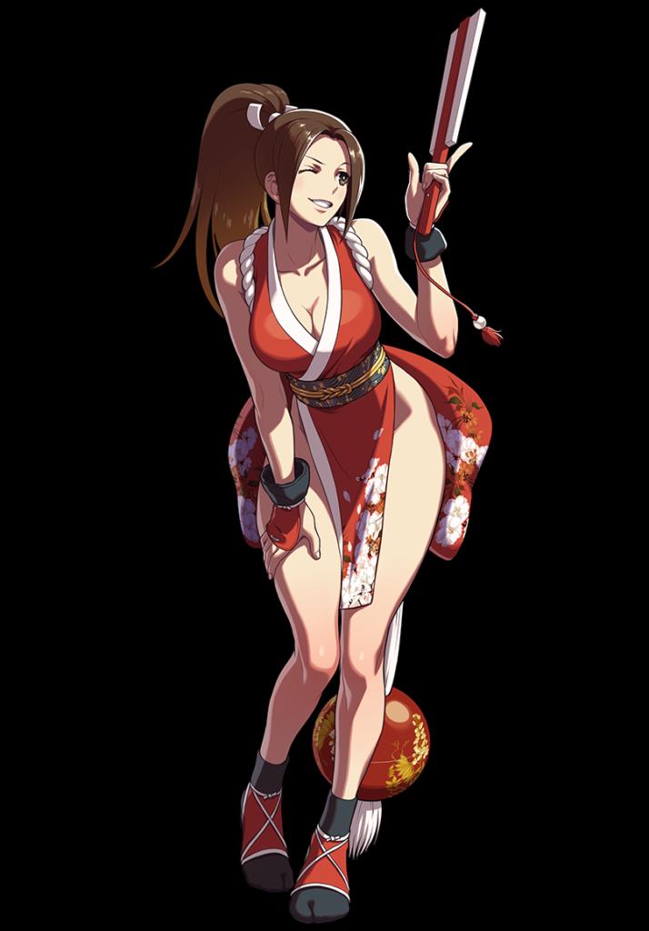 Los 10 ninjas/kunoichi más sexys según los japoneses 2
