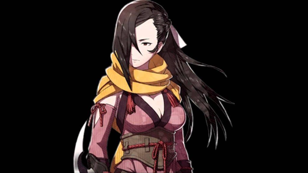 Los 10 ninjas/kunoichi más sexys según los japoneses 7