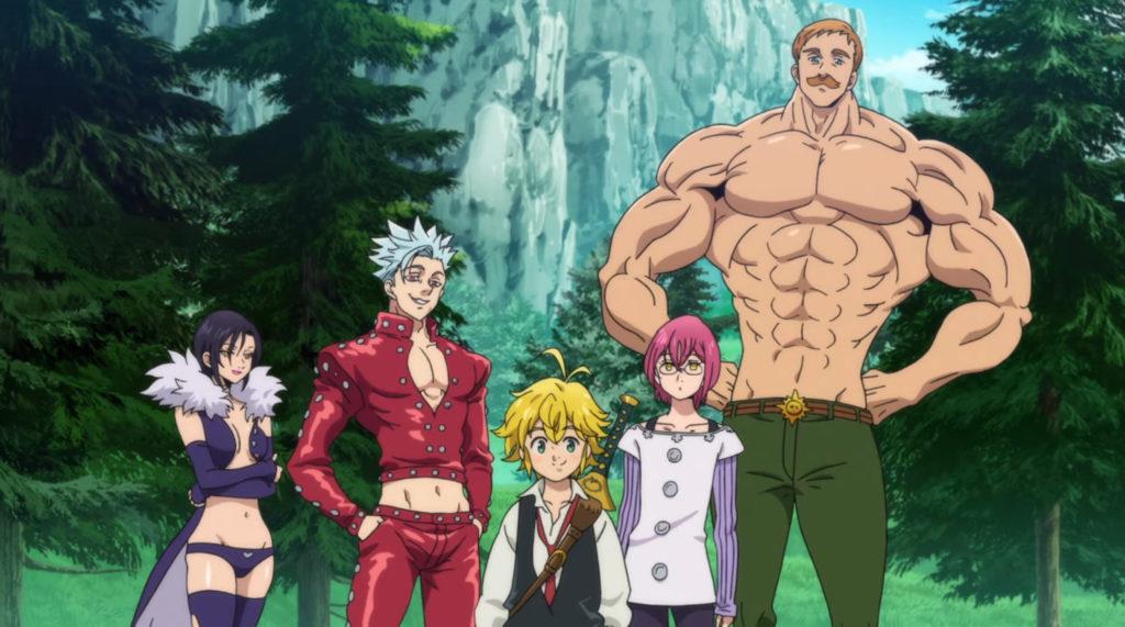 Los 20 animes más esperados de octubre 2019 por los japoneses 4